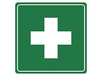 Знак </br>аптечка